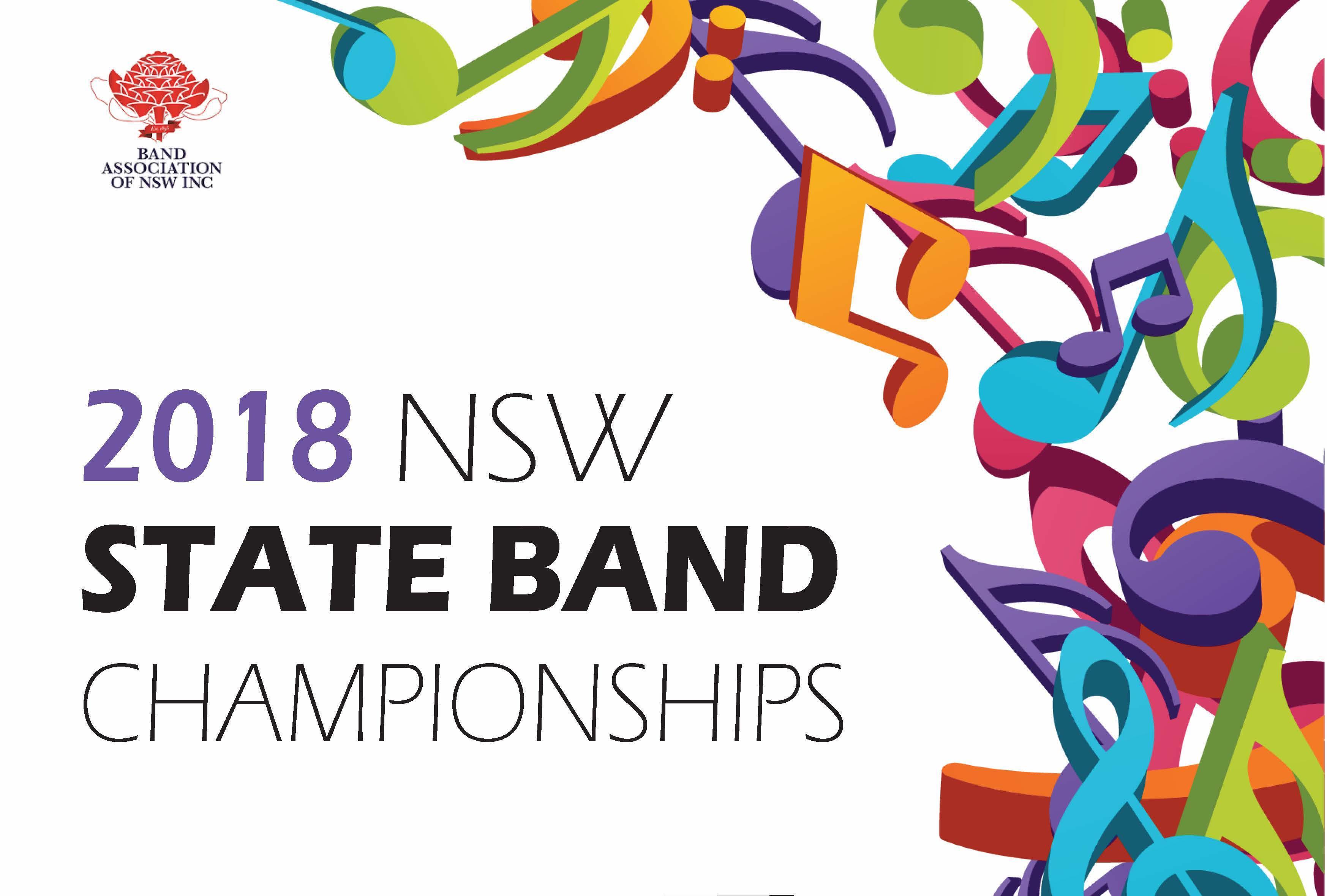 NSW Band Championships - 2018