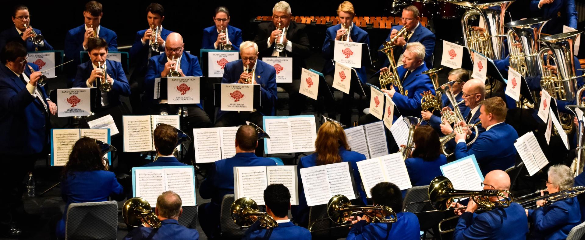 NSW Band Championships